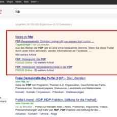 Google News – eine Traffic-Quelle auf Abruf