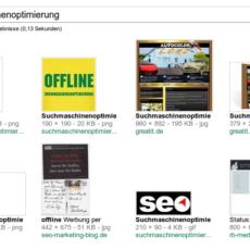 Offline Suchmaschinenoptimierung