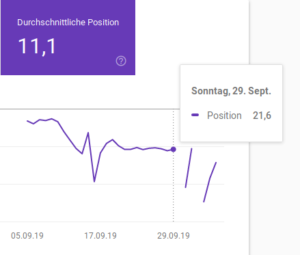 wildsauseo search console